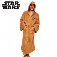 Pánský župan Star Wars - Jedi - světle hnědá