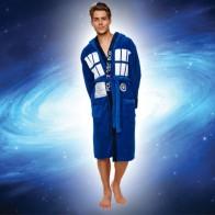 Pánský župan Dr Who - Tardis