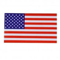 Nálepka na auto - vlajka USA