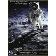 EUROGRAPHICS Puzzle Neil A. Armstrong: První kroky na Měsíci 1000 dílků