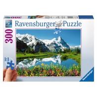 Ravensburger Berner Oberland Švýcarsko 300 dílků