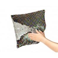 Flitrový polštář