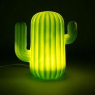 Kaktusová lampa k počítači