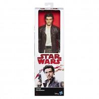 Star Wars E8 Figurka hrdiny 30cm - Captain Poe Dameron