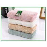 Bambusový ručník - 34 x 75 cm - Rodinný set - 4 kusy