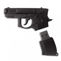 USB flash disk v pistoli