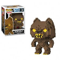 POP! Vinyl Altered Beasts: 8-Bit Greek Warrior (Werewolf)