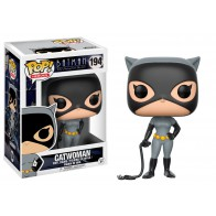 POP! Vinyl DC: Batman Animated: Catwoman