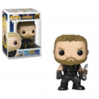 POP! Bobble Marvel: Avengers Infinity War: Thor