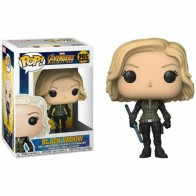 POP! Bobble Marvel: Avengers Infinity War: Black Widow