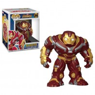 "POP! Bobble Marvel: Avengers Infinity War: 6"" Hulkbuster"