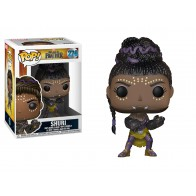POP! Bobble Marvel: Black Panther: Shuri