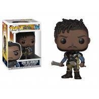 POP! Bobble Marvel: Black Panther: Killmonger