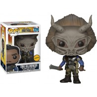 POP! Bobble Marvel: Black Panther: Killmonger w/ Scars