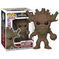 POP! Vinyl Games: Marvel Contest of Champions: King Groot
