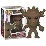 POP! Vinyl Games: Marvel Contest of Champions: King Groot