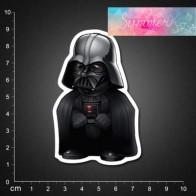 Nálepka na auto - Darth Vader