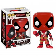 POP! Bobble Marvel: Deadpool Thumb Up