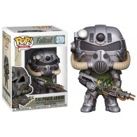 Pop Games: Fallout S2 - T-51 Power Armor