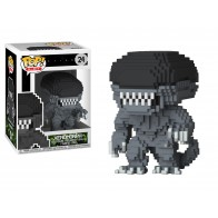 POP! Vinyl Horror: 8-Bit Alien