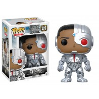 POP! Vinyl DC: Justice League: Cyborg