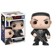 POP! Bobble: Daredevil: Punisher