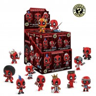 Mystery Mini Blind Box: Deadpool: PDQ CDU 12