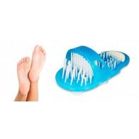 Čistící pantofle do koupele Easy Feet