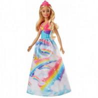 Barbie princezna FJC95