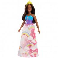 Barbie princezna FJC98