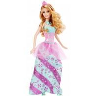 Barbie Princezna DHM54