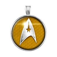 Náhrdelník Star Trek - Velitelská divize