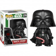 POP! Bobble Star Wars: Holiday Darth Vader