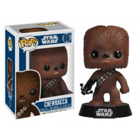 POP! Bobble Star Wars: Chewbacca