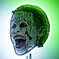 Malé neonové světlo Suicide Squad - Joker