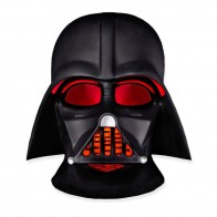 Velké neonové 3D světlo Star Wars - Darth Vader