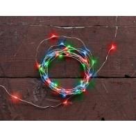 Světelný řetěz - barevný