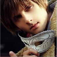 Venetian Mardi Masquerade halloweenská maska