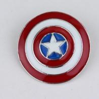 Brož štít Kapitán Amerika